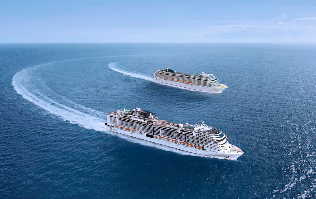 MSC to set sail in the Mediterranean in August with seven ...